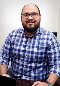 David Cruz — Latin America Business Development Manager for Ampco Pumps