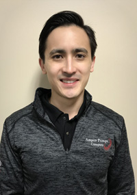 Matt Sato - Applied Products Sales Manager