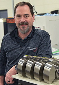 Tony Krebs — Midwest Regional Sales Manager for Ampco Pumps
