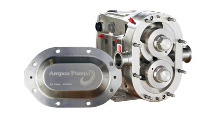 Ampco's ZP Series Pumps