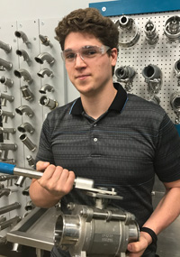 Scott Larson Design Engineer